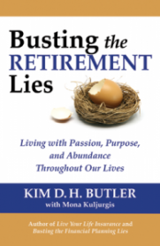 Busting Retirement Lies cover