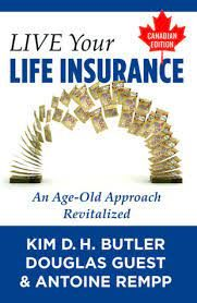 Live Your Life Insurance-Blue